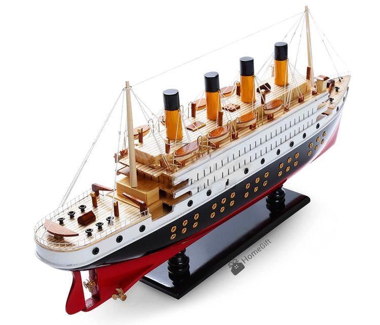 Du thuyền gỗ đẹp và hiện đ - homegiftvn | ello