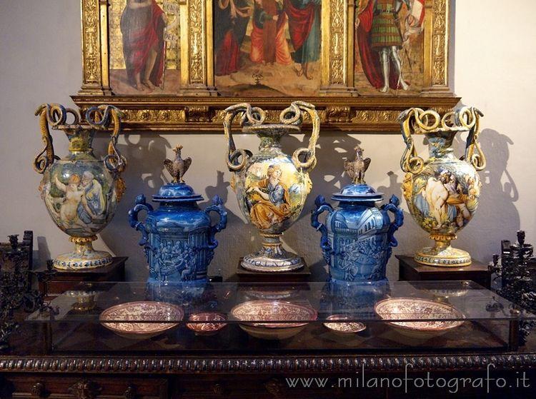 vases House Bagatti Valsecchi.R - milanofotografo | ello