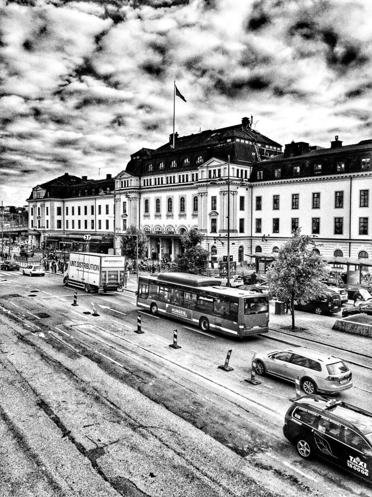 Stockholm city  - stockholm, stockholmcity - renspacemadness | ello