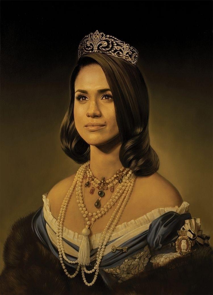 Meghan Markle, Duchess Sussex S - timobrien | ello