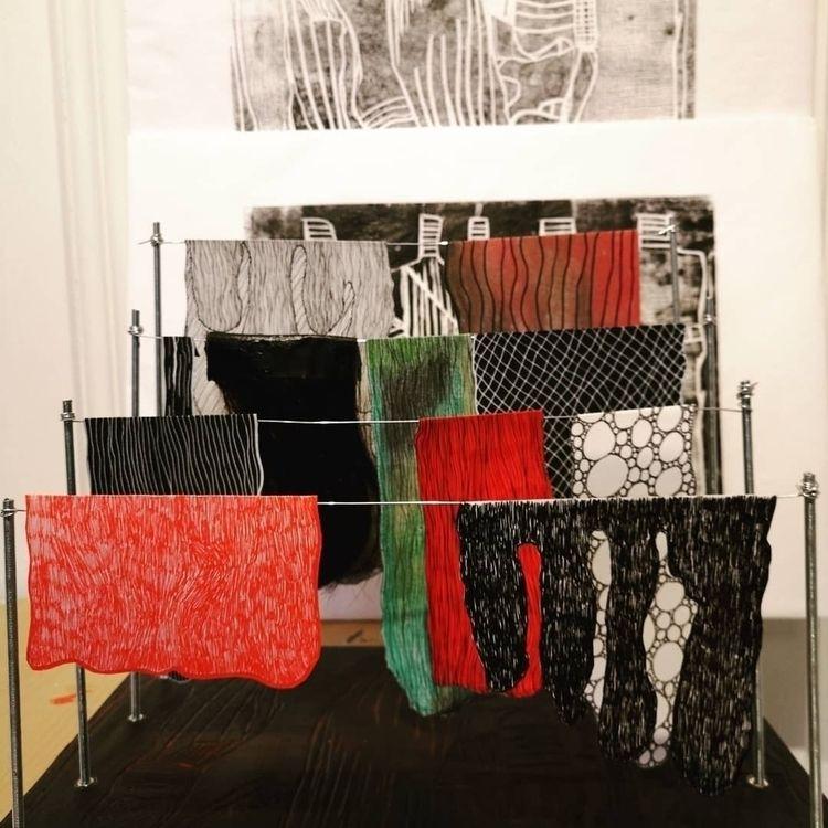 drawing, sculpture, installation - iristk | ello