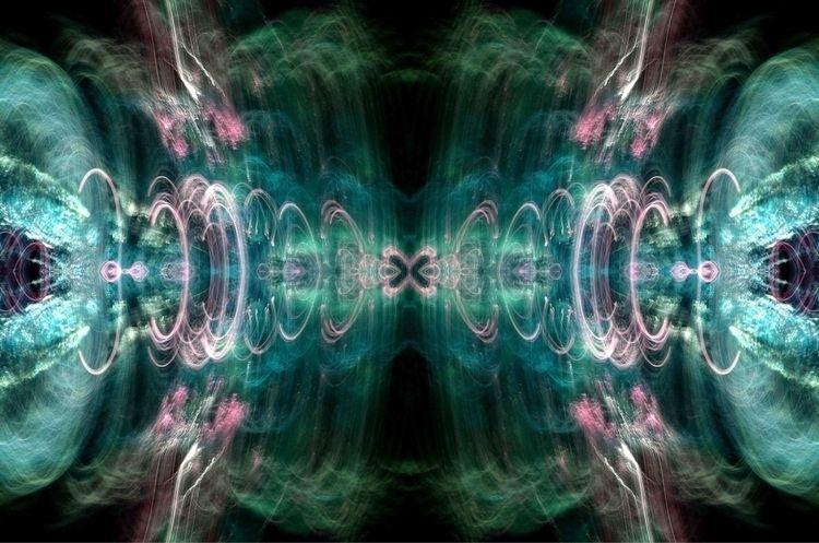 Universe begins - sacredgeometry - bryanchapman | ello