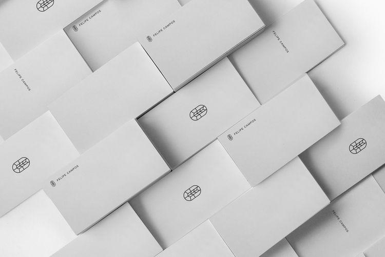 Brand Identity project Felipe C - cesarebrand | ello