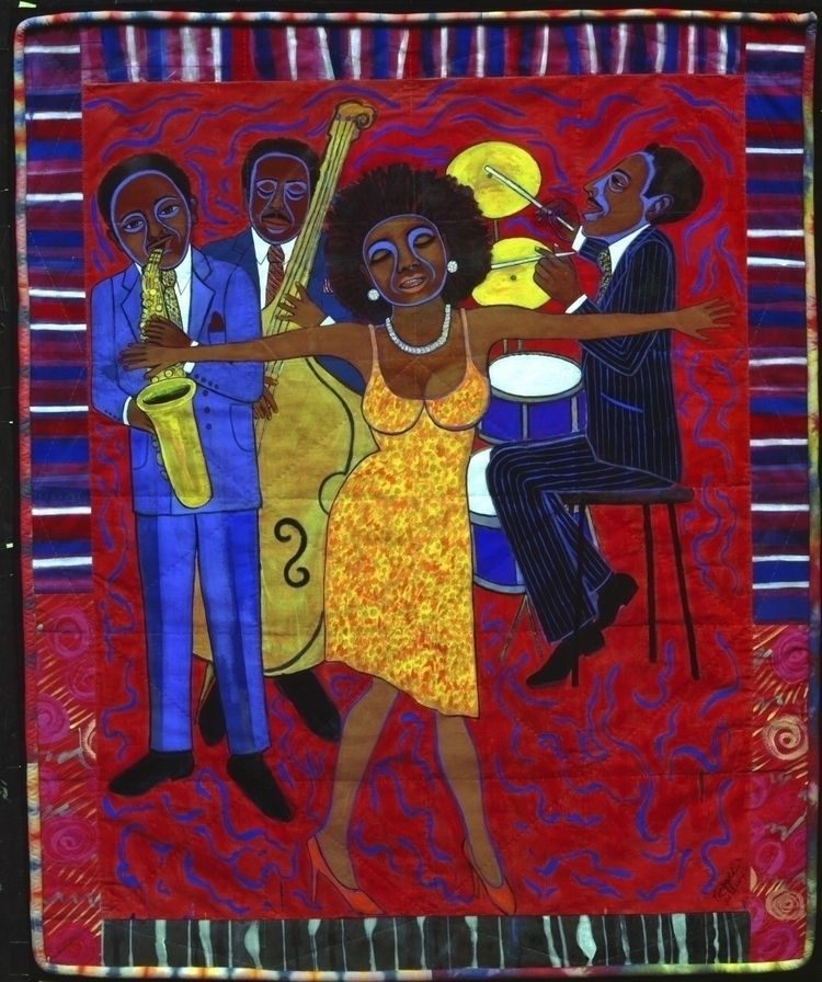 Faith Ringgold painter, writer - blackartmatters | ello