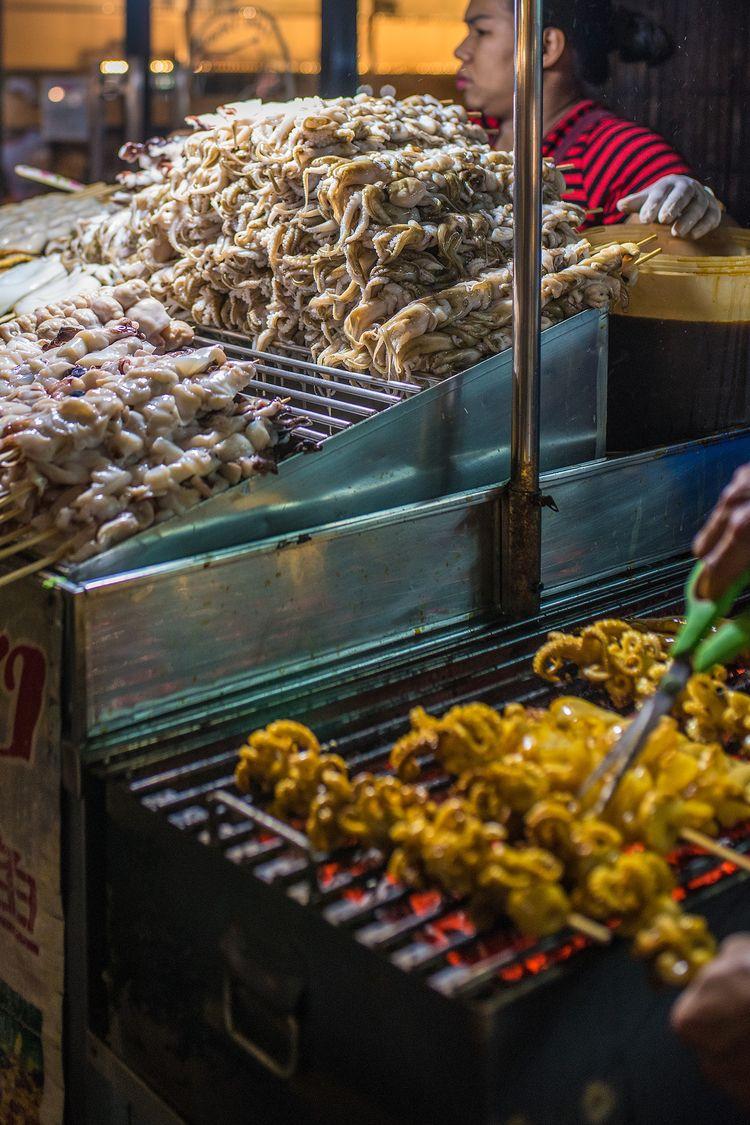 squid stick mountain photograph - christofkessemeier | ello