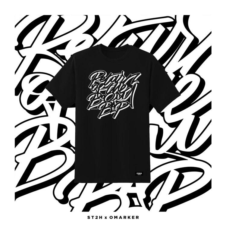 Return BoomBap limited edition - omarker | ello