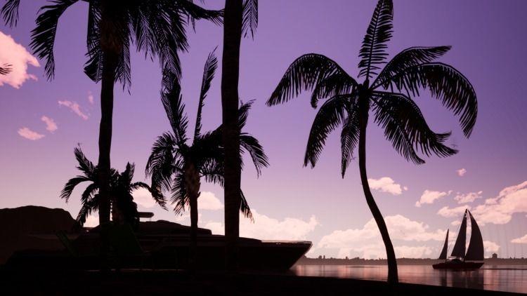 Scene: Beach afternoon Software - mateussantos1996 | ello