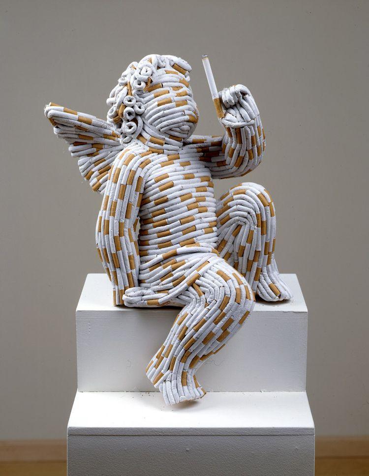 SARAH LUCAS - sarahlucas, art, installation - sophiegunnol | ello