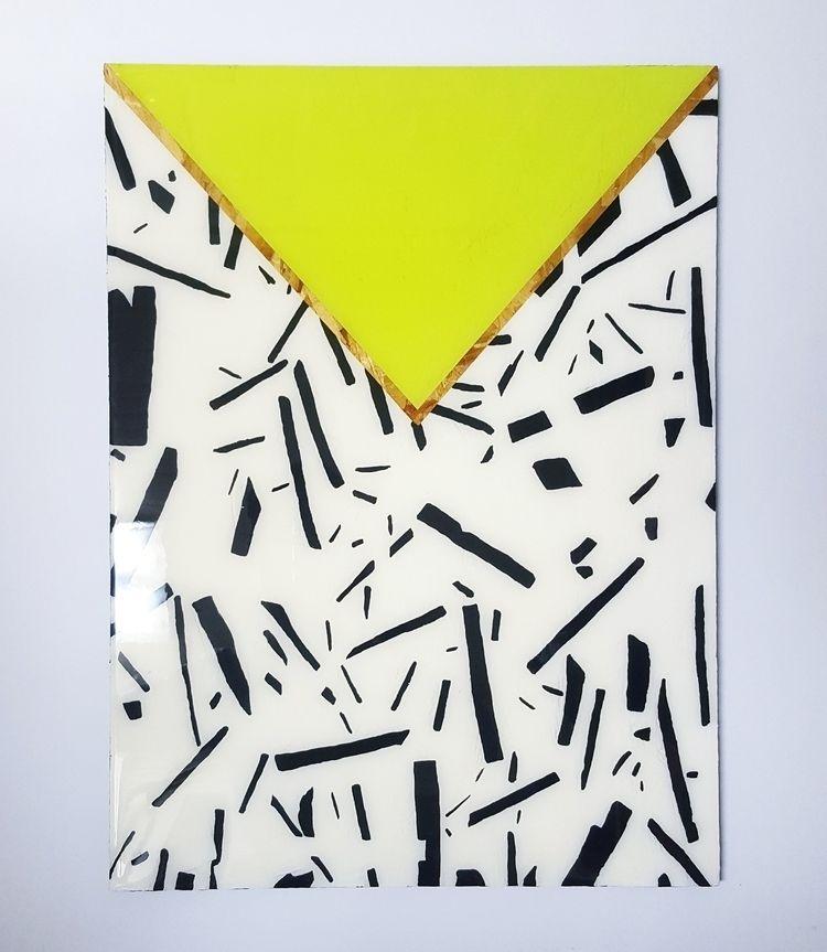 tokyo sunrise acrylic epoxy res - kylegoderwis | ello