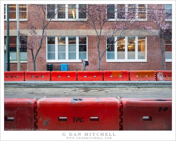 Construction Zone. Copyright 20 - gdanmitchell | ello