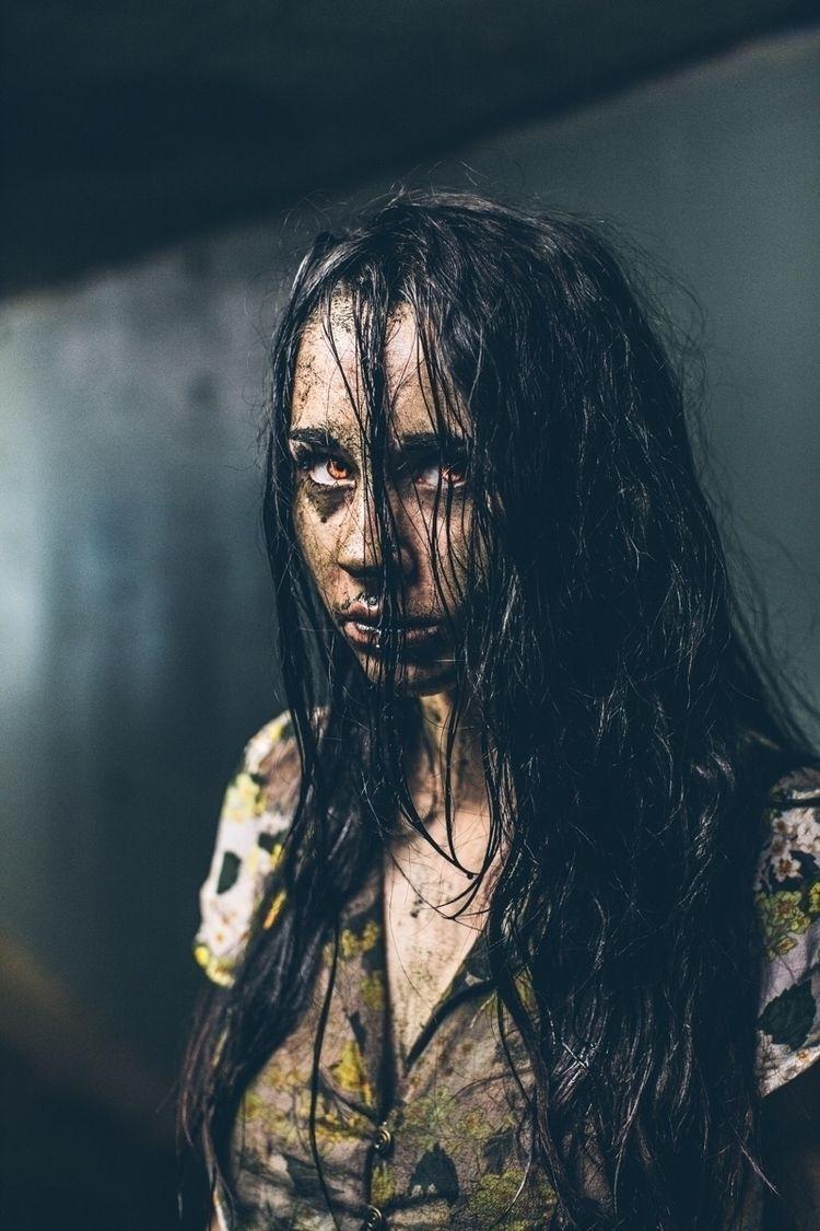 """Patient – Photographer: Nova G - darkbeautymag   ello"