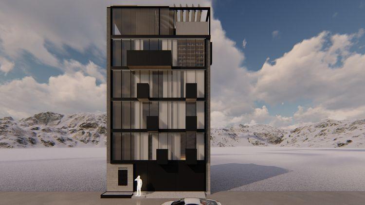 Luxury Apartments La Porte Noir - vladimirdel | ello