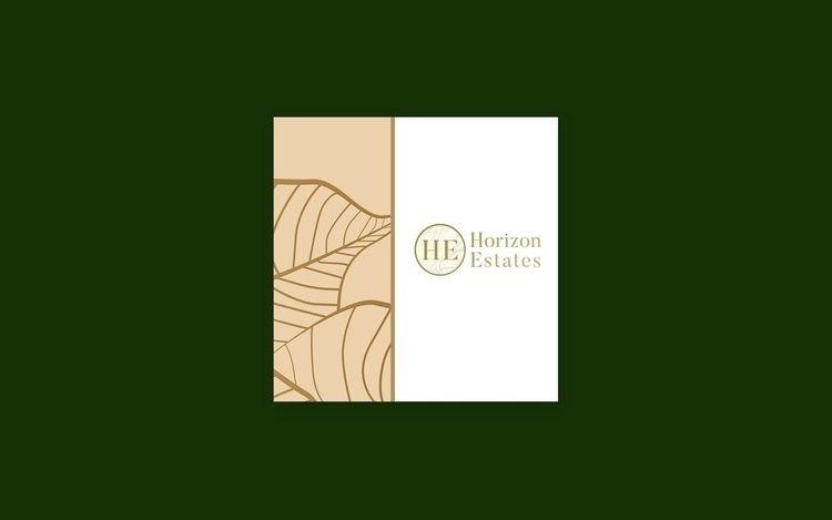 Horizon Estates identity print  - bringouttheguns | ello