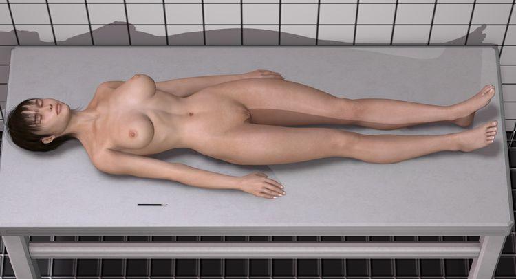 Dead Girl 01 02 (1/1 - 3d, 3d_art - thor3d | ello