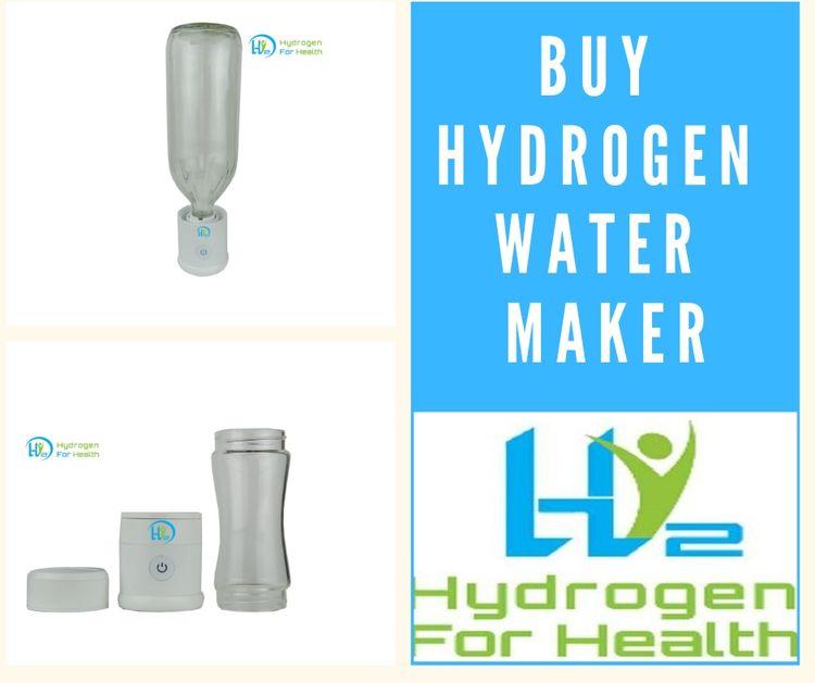 drink pure natural hydrogen wat - hydrogen4health   ello