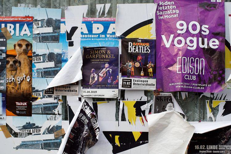Vogue - photography, bills, posters - marcushammerschmitt | ello