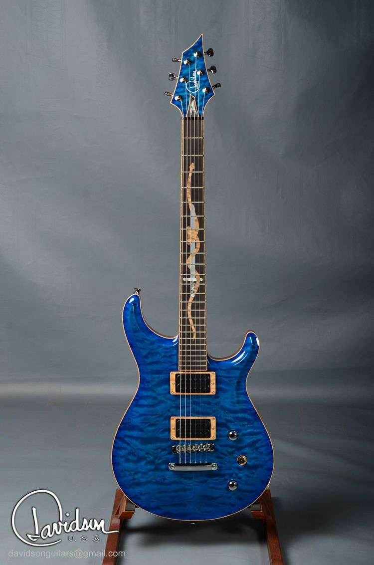 Specifications: MODEL - Elevati - davidsonguitars | ello