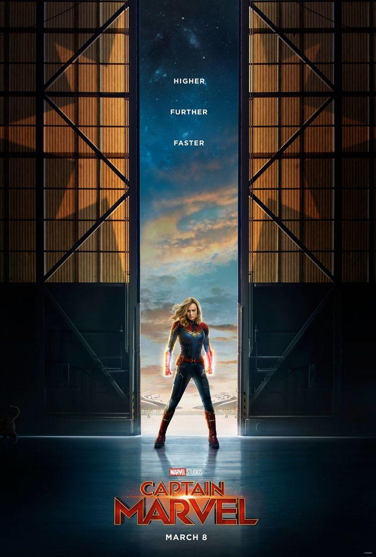 Assisti Captain Marvel pela seg - bobbydrake | ello