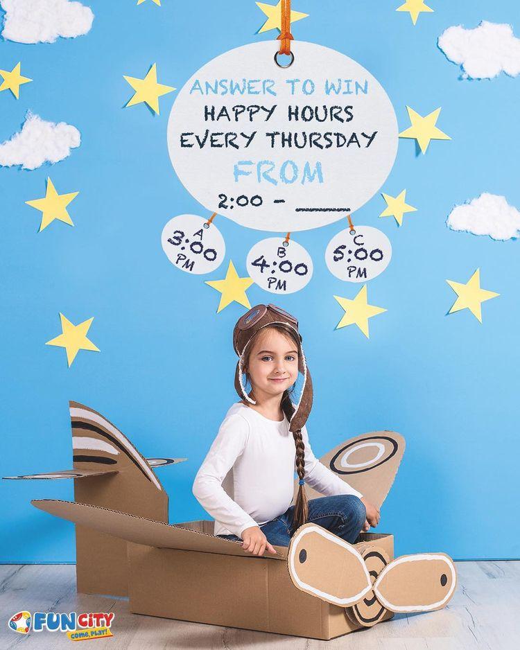 Happy Thursday! AED 1 Blue Swip - funcitycomeplay | ello
