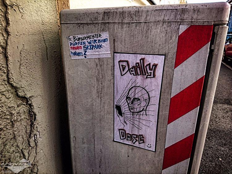 Daily Dose! . Klagenfurt / Aust - andyage   ello