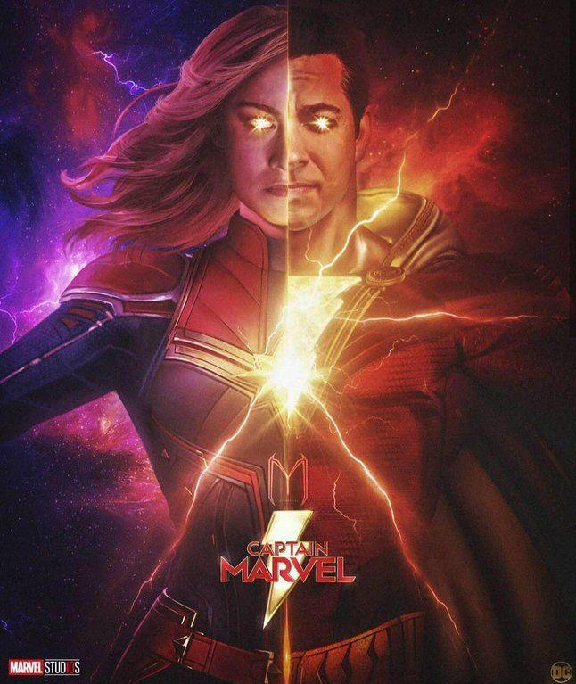 Captain Marvel é um filme incrí - bobbydrake | ello