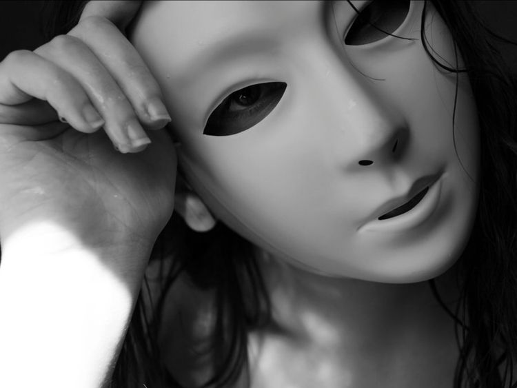 Unable remove mask removing par - roddiemac | ello