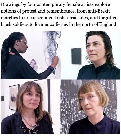 Protest Remembrance: Miriam de  - studiointernational | ello