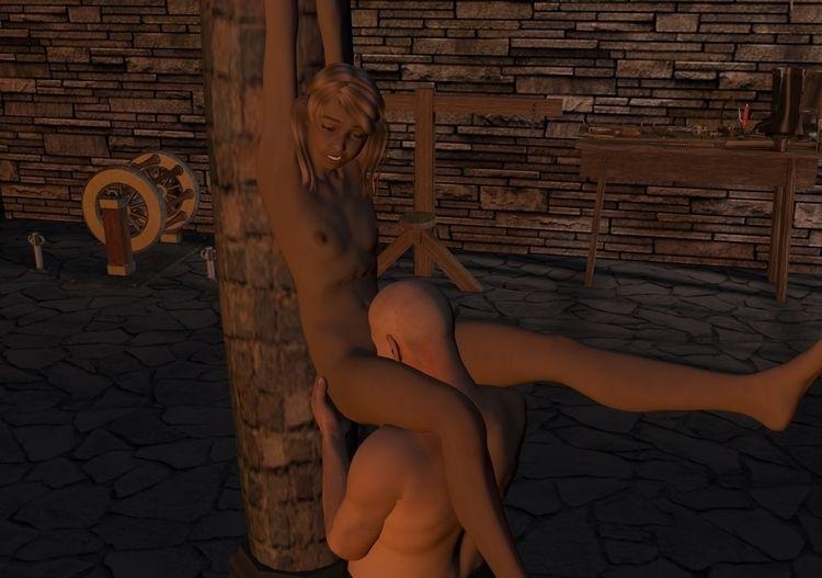 03 (11-14/14)  - Dungeon_05, Torture_01 - thor3d | ello