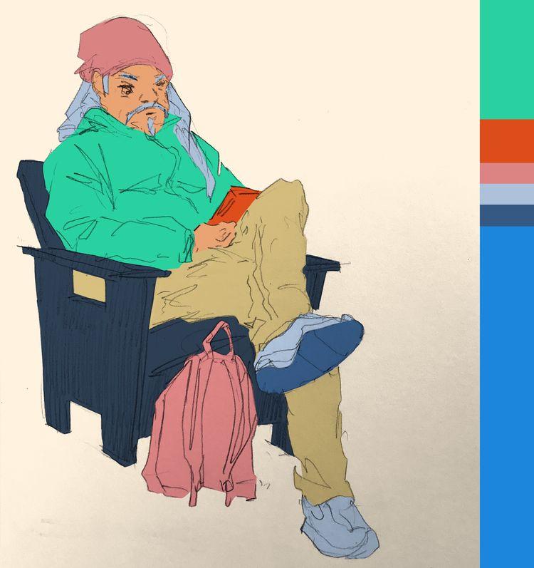 New Illustrator on Ello:
