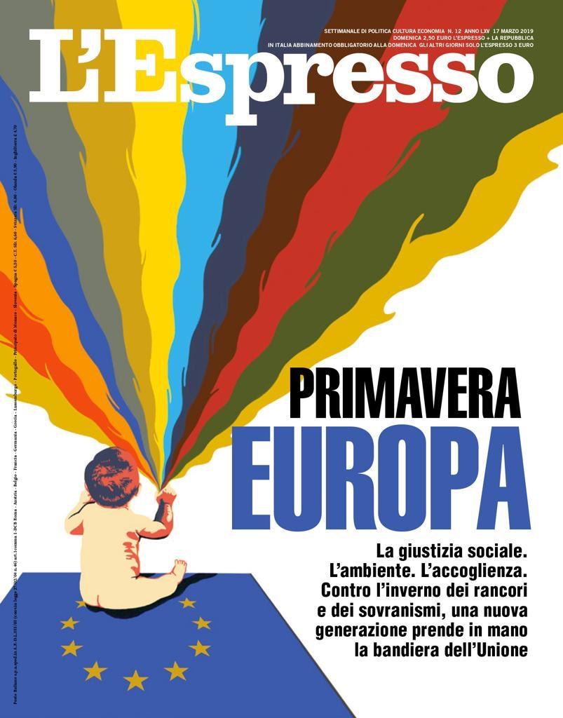 cover magazine (AD Stefano Cipo - canuivan | ello