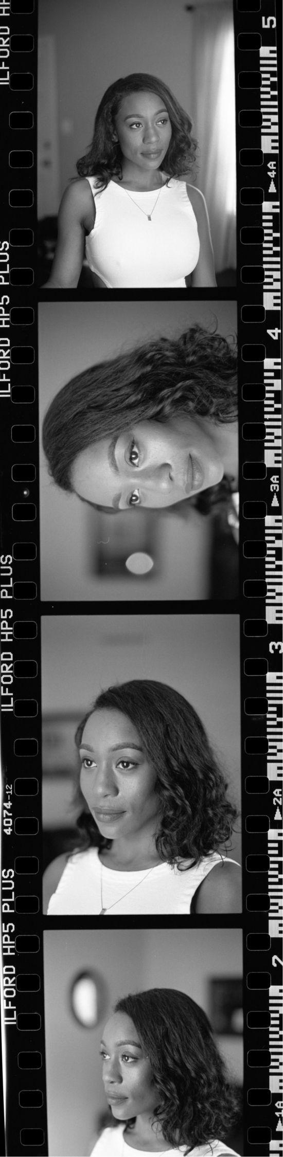 roll Ilford HP5 film shot Ashle - hullisbeautiful   ello