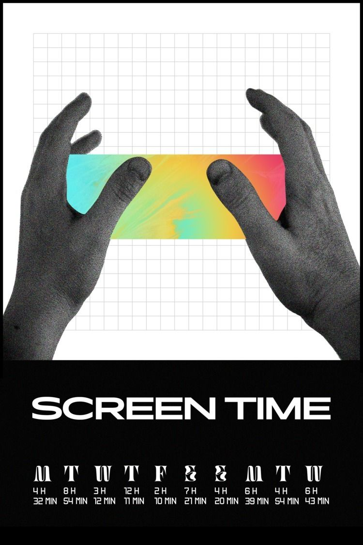 Screen Time - visualcommunication - viktorbezic | ello