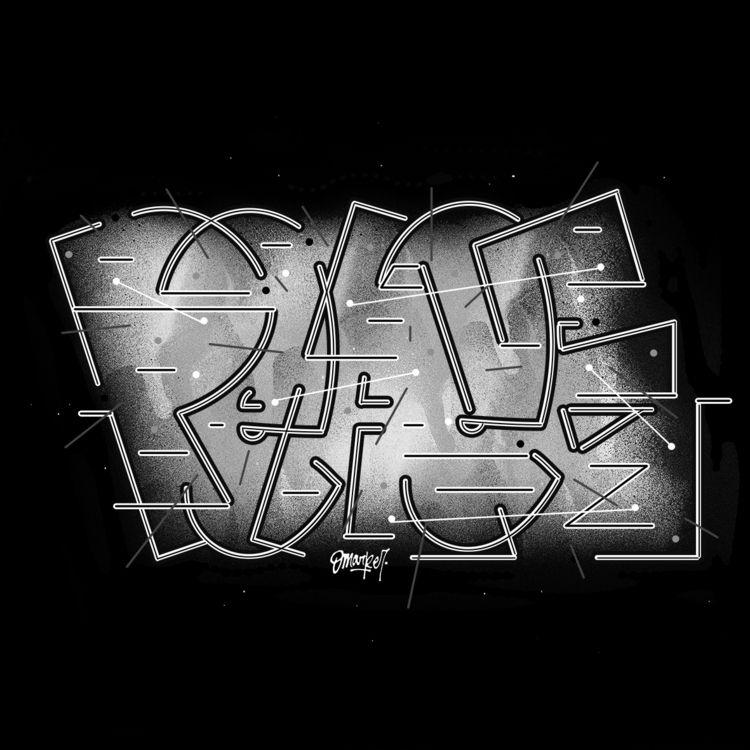 Peace - omarker, graff, graffiti - omarker | ello