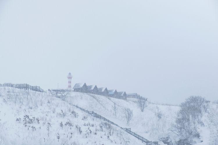 Cliff-top Shosanbetsu Hokkaido - tedhamilton | ello