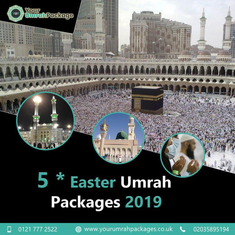 Perform Umrah Book Packages UK  - yourumrah | ello