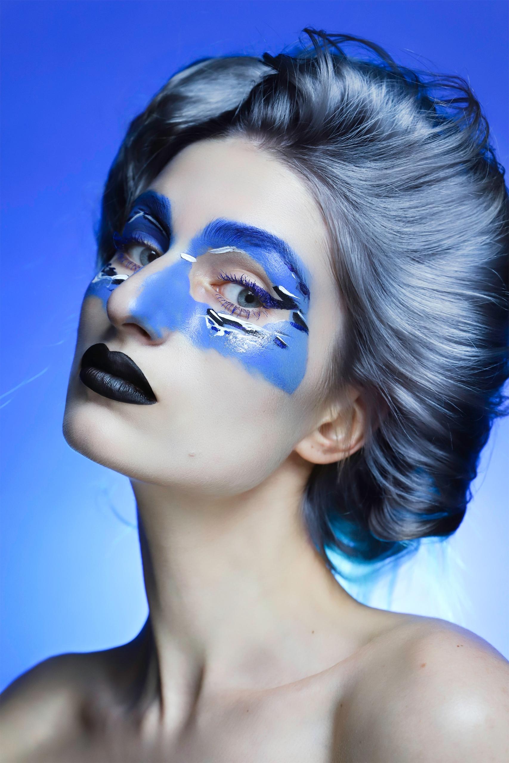 O kolorach: Niebieski, cz.2