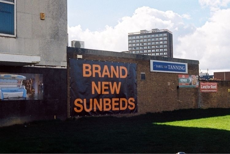 Brand Sunbeds (Cosina GX1, Petr - paulbines | ello