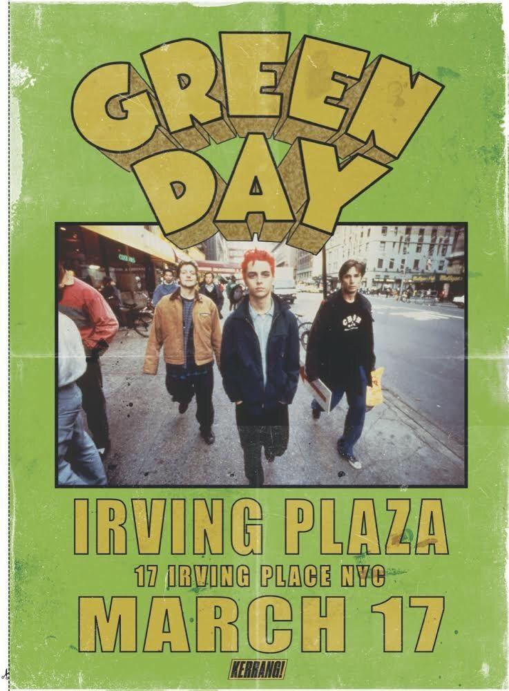 Reworking classic GREEN DAY gig - beechinternational   ello