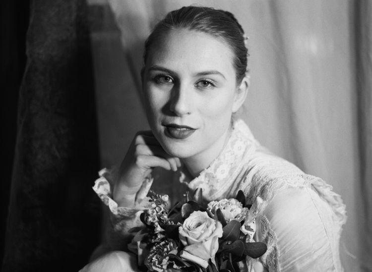 film portraits Astrid Kallsen  - mlmyers | ello