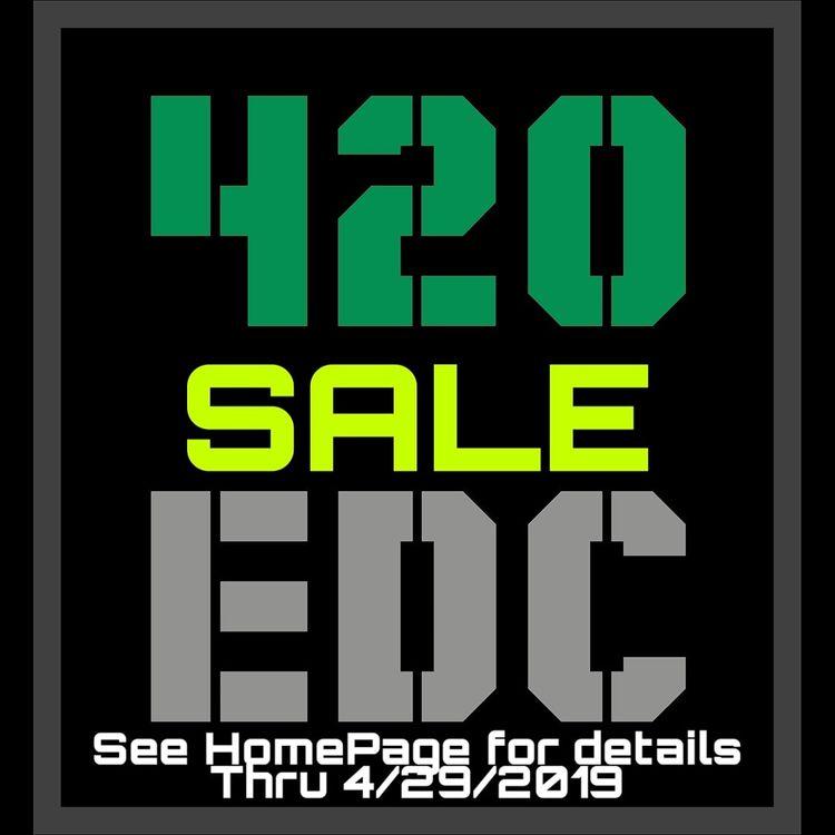 3rd Annual SALE. homepage detai - 420edc | ello