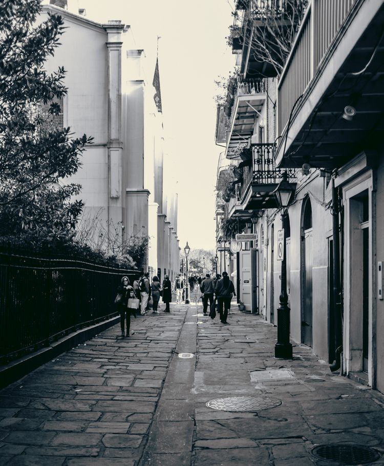 French Quarter. Orleans, late D - lenser | ello