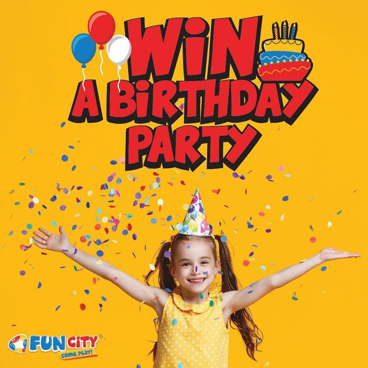 Birthday Party Competition Aler - funcitycomeplay | ello