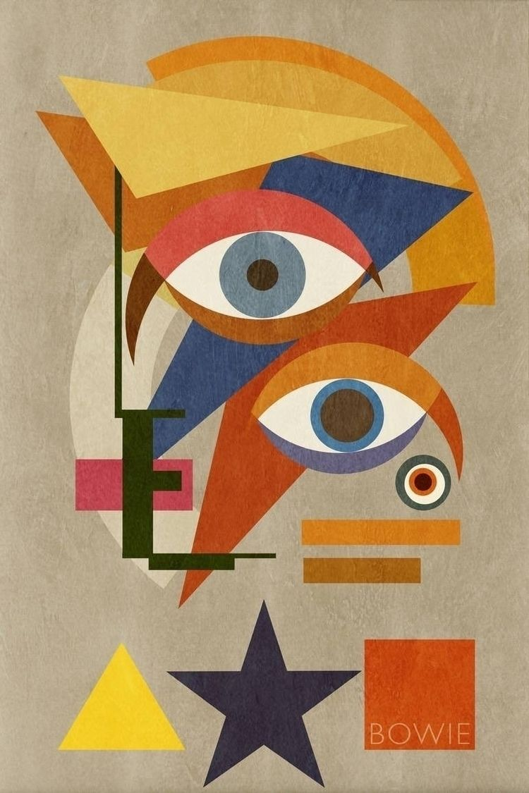 Abstract Geometric, Cubist, Fut - bauhaus-movement | ello