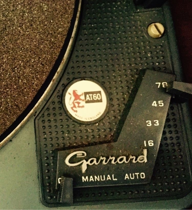 Music. Garrard at60 - distorsjons | ello