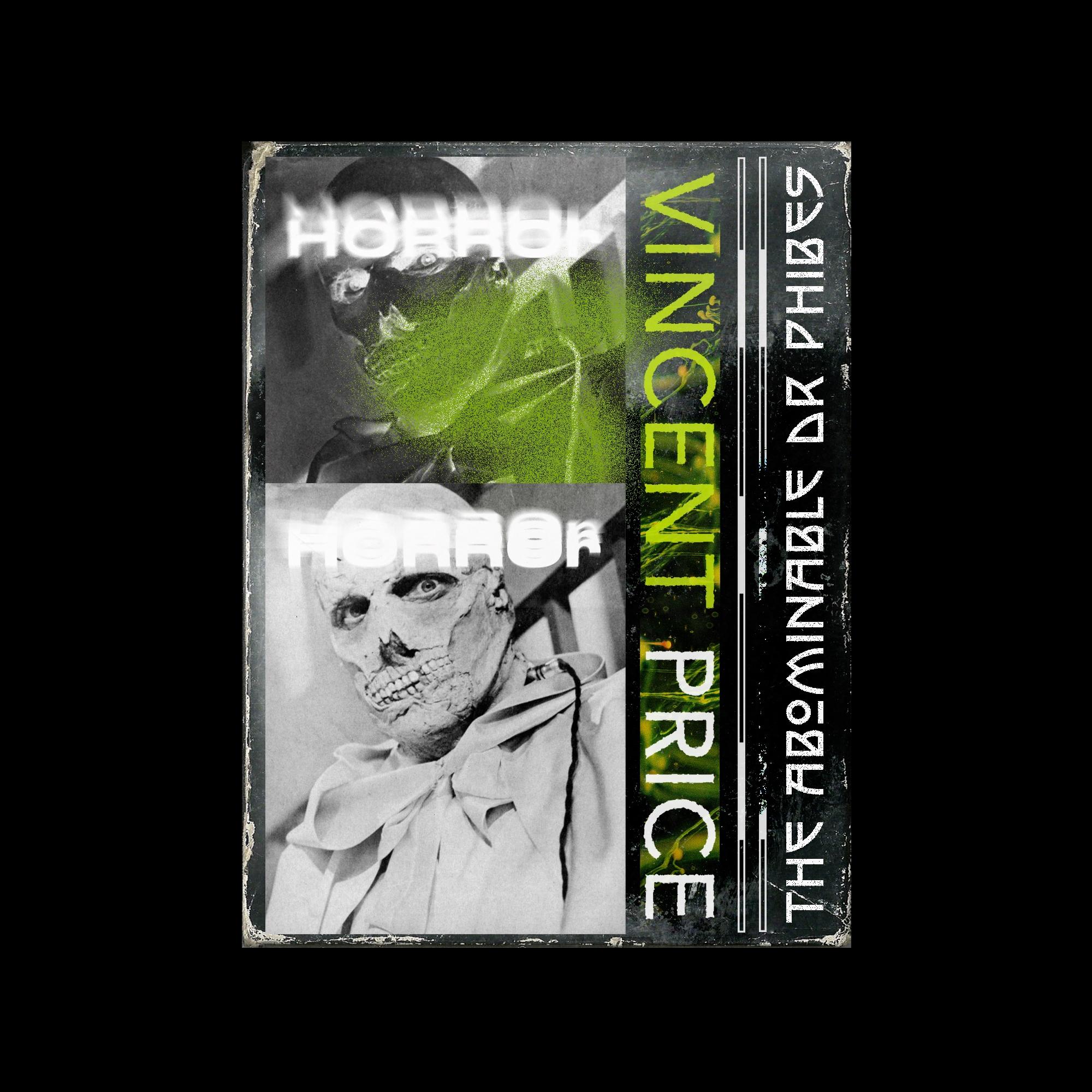 Abominable Dr Phibes!  - ello, design - monish_khara | ello