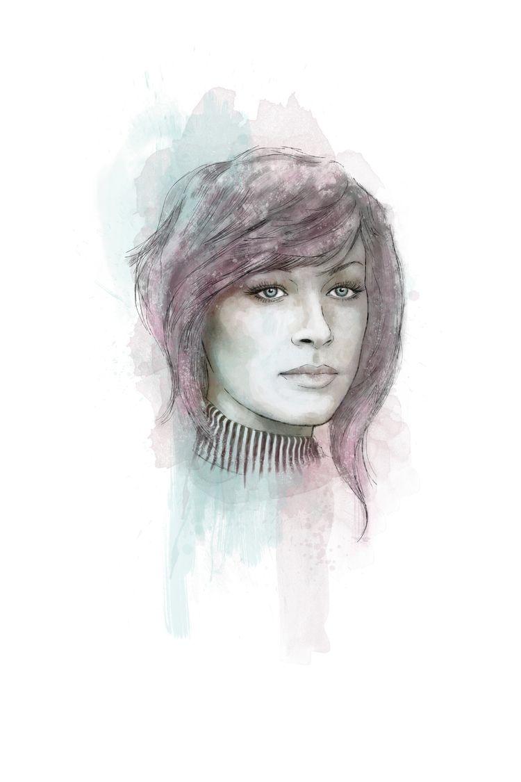 Pepa Flores, (Marisol) art - marinaembiz - marinaembiz | ello