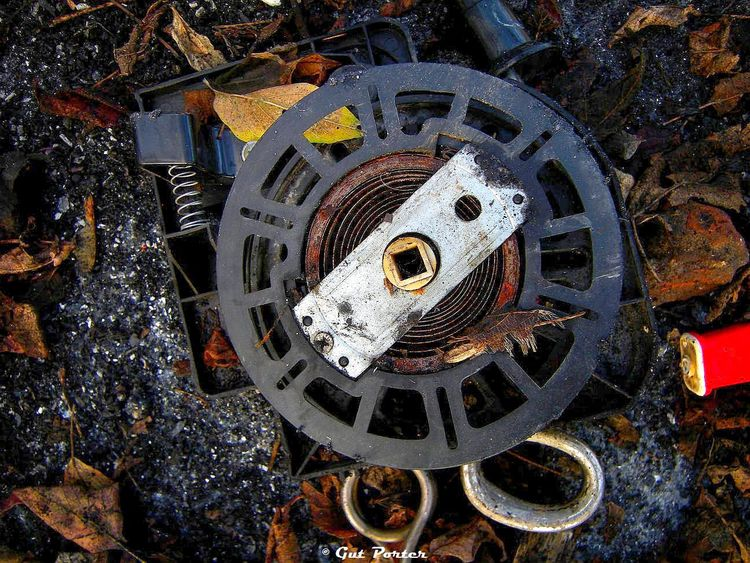 złom Decay exploration Relics P - gutporter | ello