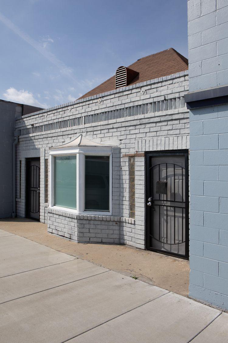 Whitewash Brick Storefront, Alh - odouglas | ello