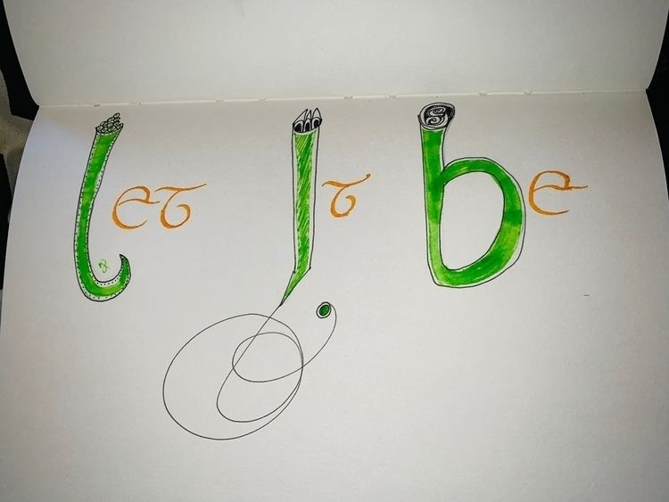 calligraphy - melanie-jane | ello