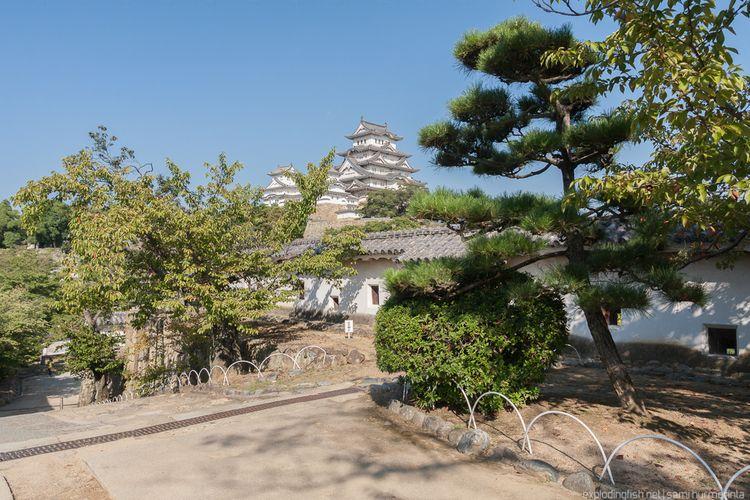 view Himeji Castle Southwest ga - explodingfish | ello